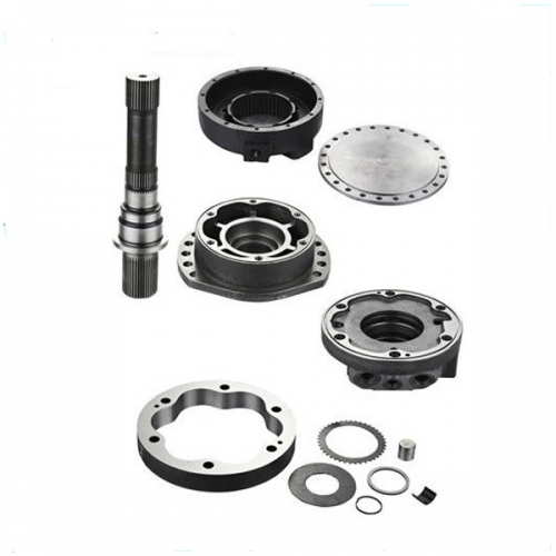 Hydraulic Radial Motor MCR03 MCR05 MCR10 MCR15 MCR20 MCR40