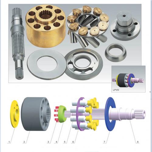 Liebherr Hydraulic Pump PartsLPVD35LPVD45LPVD64LPVD75LPVD90