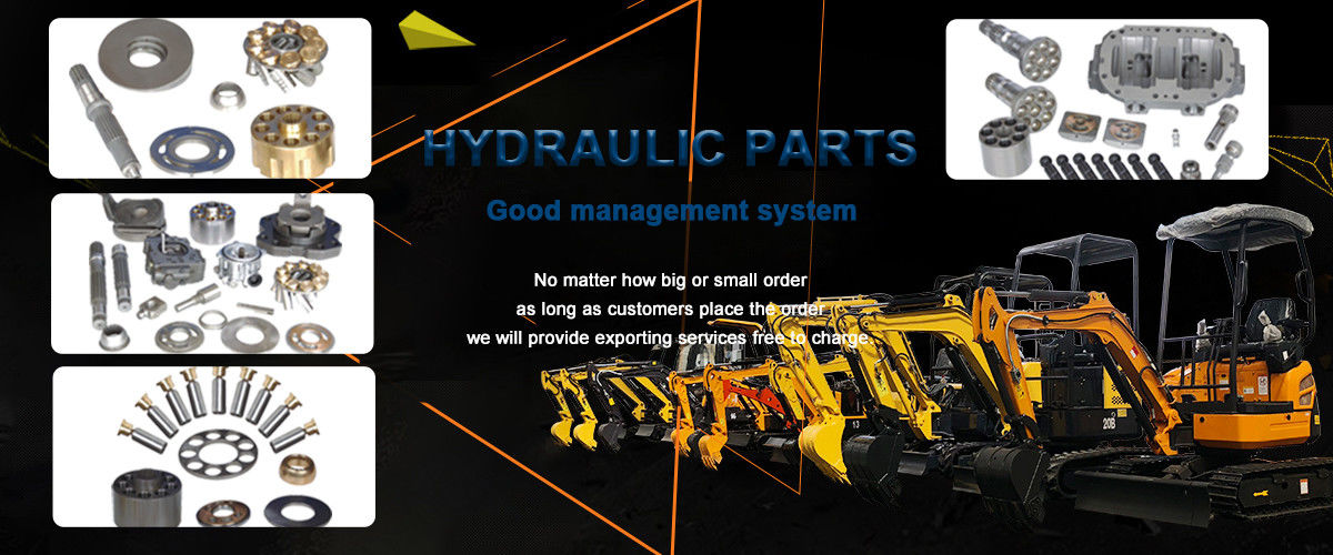 hydraulic pump parts