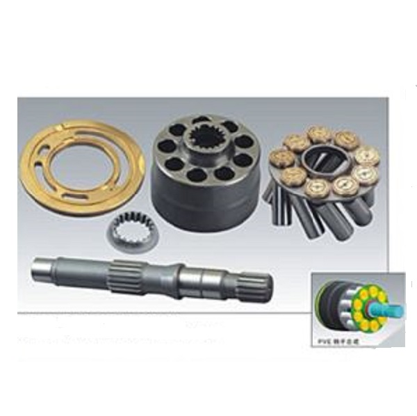 Exton Vickers Hydraulic Pump Parts PVE12 PVE19 PVE21 Repair