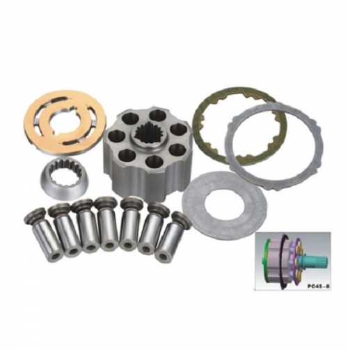 PC45-8 Komatsu Excavator Swing Motor Spare Parts Komatsu PC30