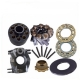 SPV6-119 MS070 MS089 MS227 MS334 Sauer Hydraulic Pump Parts